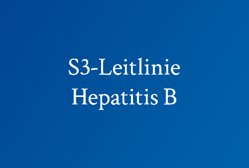 S3-Leitlinie-Hepatitis-B