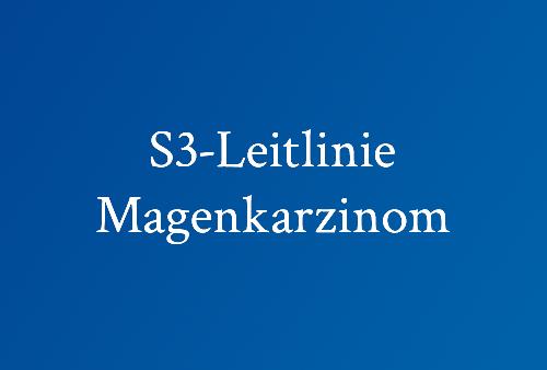 S3-Leitlinie-Magenkarzinom