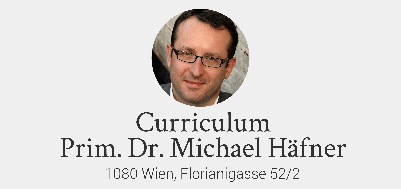Curriculum-häfner